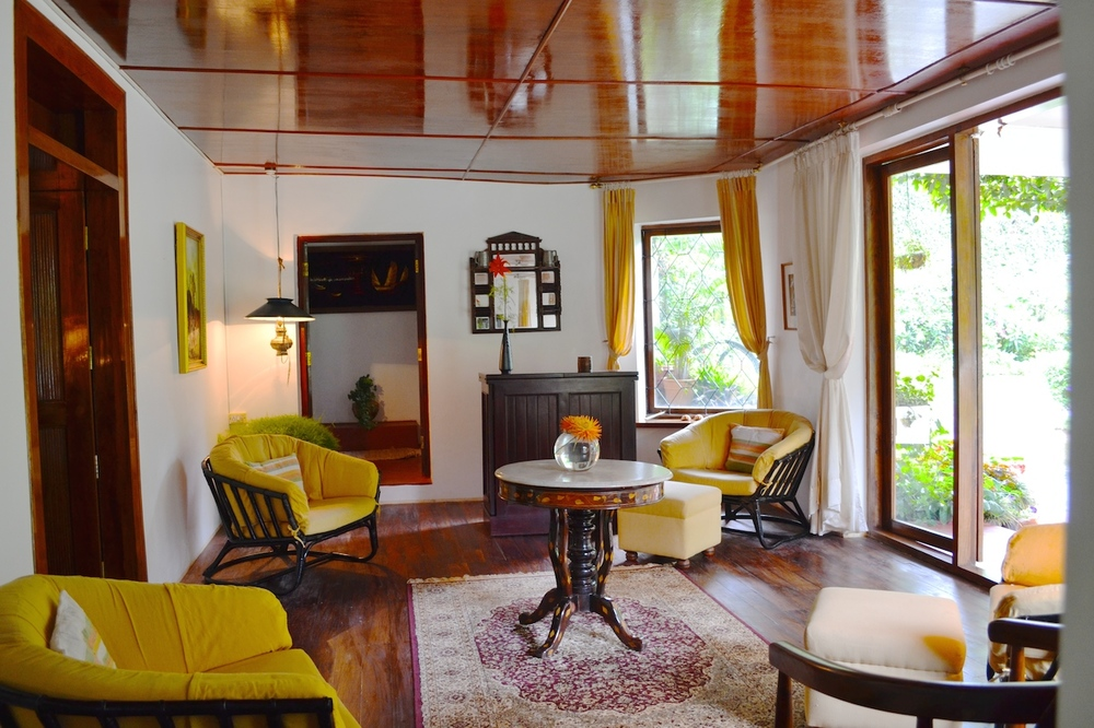 luxury plantation homestay coorg