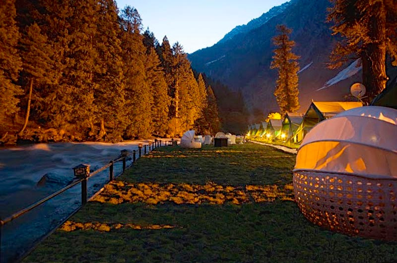 sonamarg luxury hotel