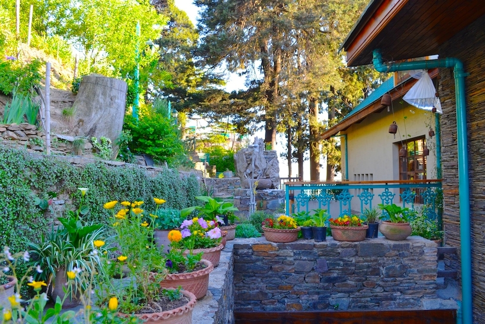 boutique cottage in shimla