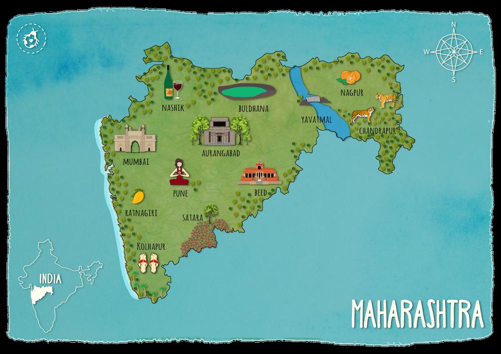 maharashtra luxury travel service