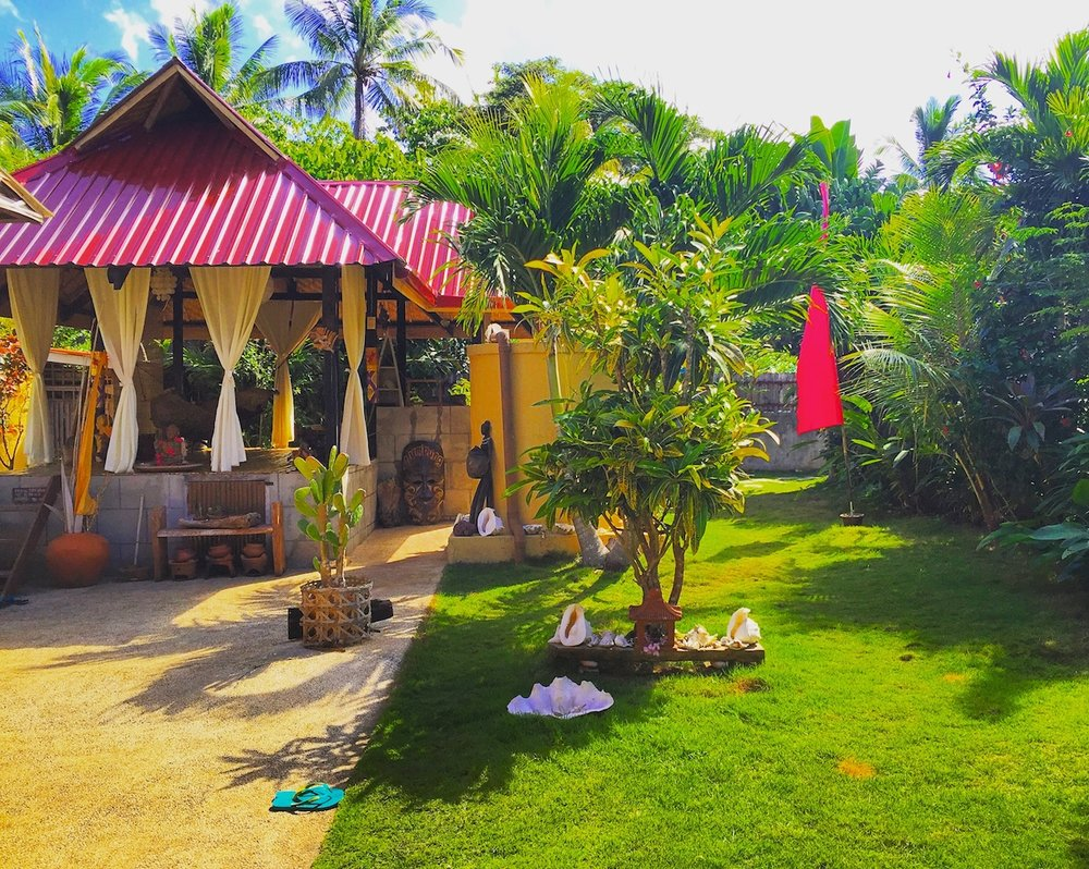 My sweet abode in Bohol