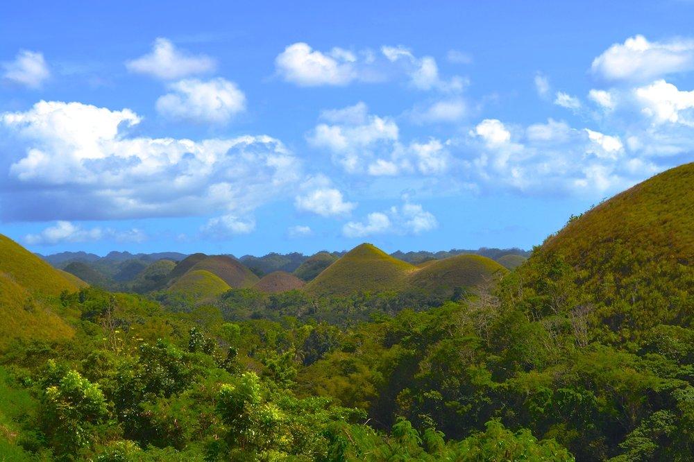 Stunning Chocolate Hills