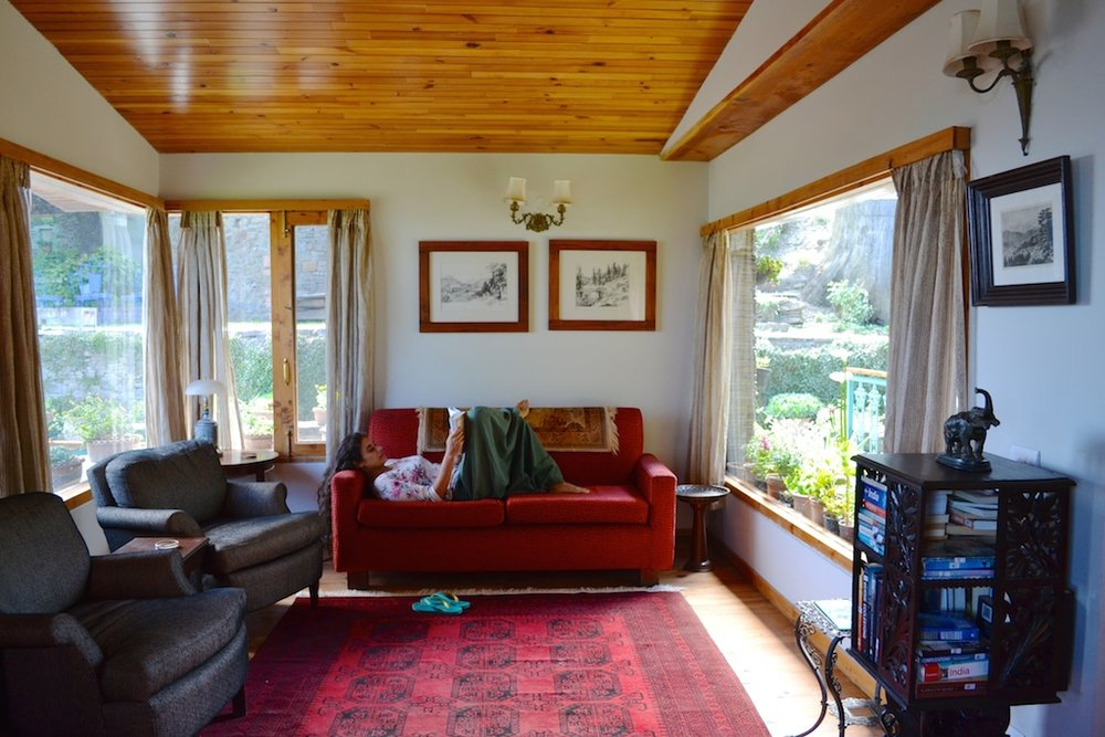 shimla boutique cottages
