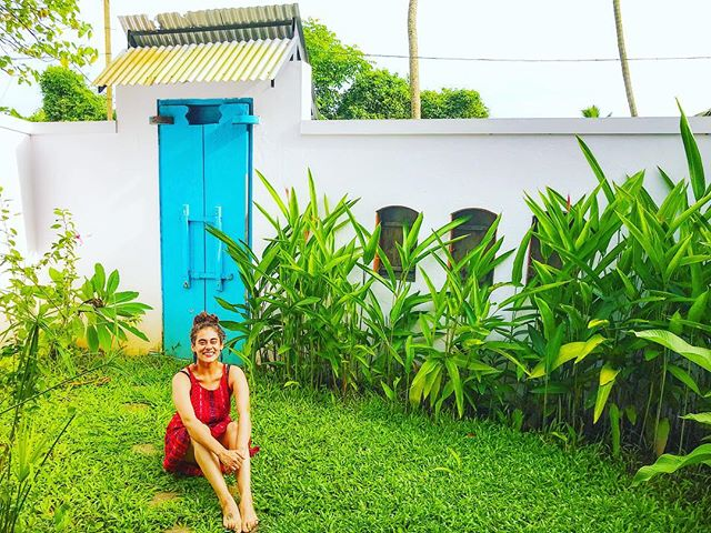 So happy to be back on this beautiful island! I absolutely love being here at Kayal amidst all this lush greenery 🌴 . . If you're looking for a quick soul rejuvenation, head to this stunning island and you're bound to feel happy and relaxed 🙏 . . #travel #instatravel #travelgram #india #indiatravel #indiatravelgram #kerala #momentsofmine #picoftheday #photooftheday #wanderbug #wanderlust #neverstopexploring #lifeofadventure #liveauthentic #traveldeeper #travelstoke #traveler #traveling #loveindia #lovetheworld #naturelovers #darlingescapes #dametraveler #beautifuldestinations #sheisnotlost #keralatourism #roamtheplanet