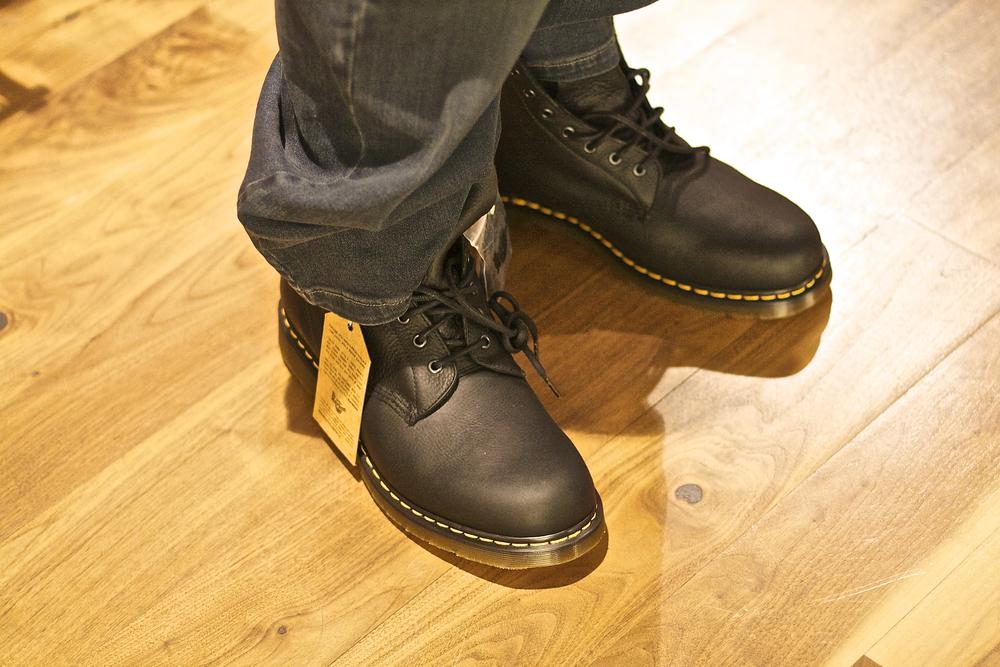 Ken's new pair