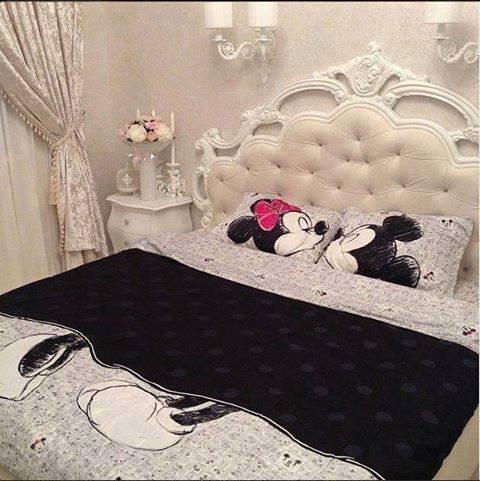 Isn't this bedding so cute, btw?!