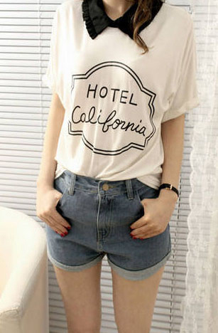 2. T-shirt