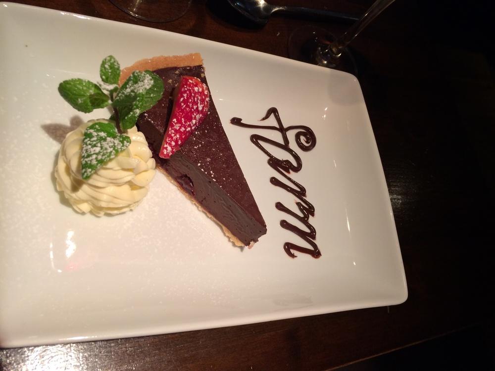 My dessert :D