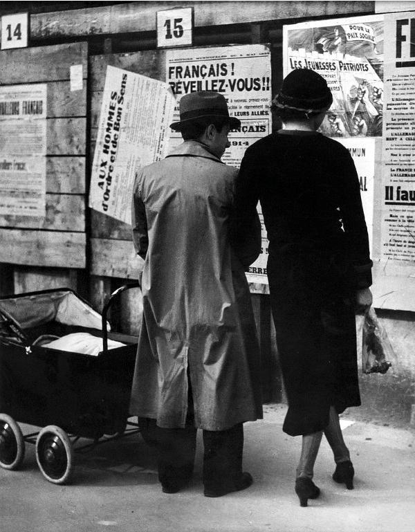 France, 1942. Photo: Brassaï