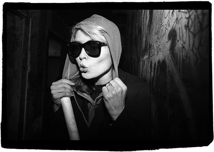 Debbie Harry, NYC, 1978. Photo: STEPHANIE CHERNIKOWSKI
