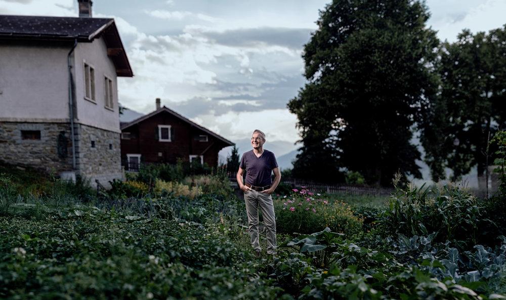 Peter III, Garden, Ernen, 2018