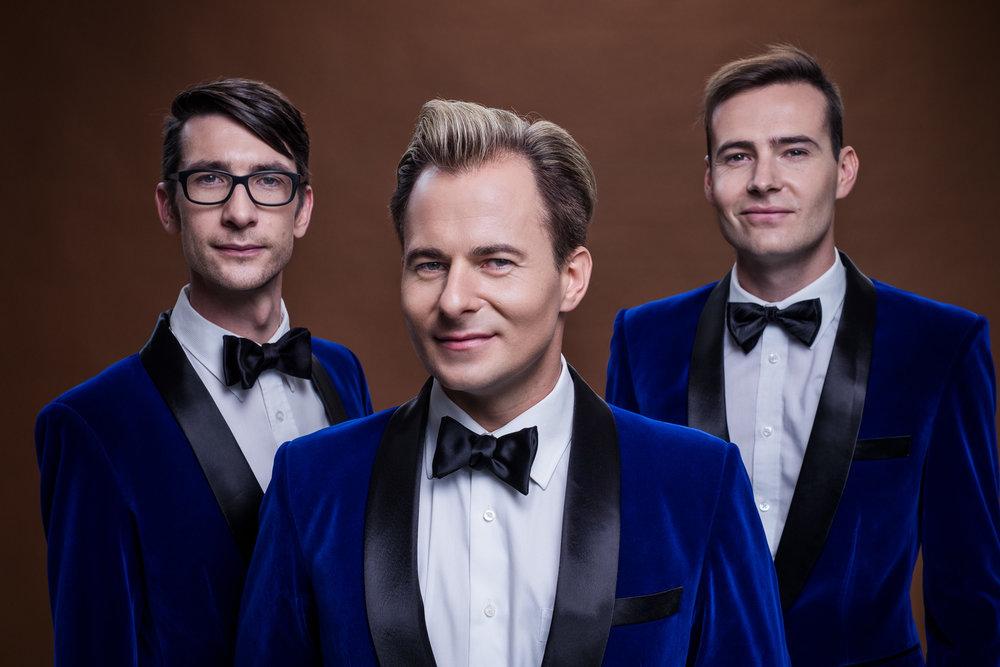 Charl du Plessis Trio I, 2016