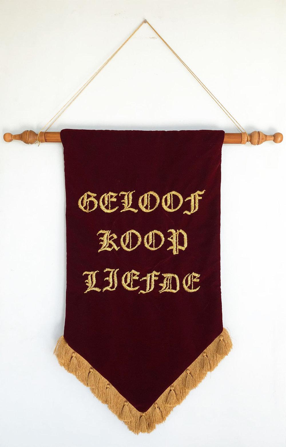 Kanselkleed (Pulpit Banner)