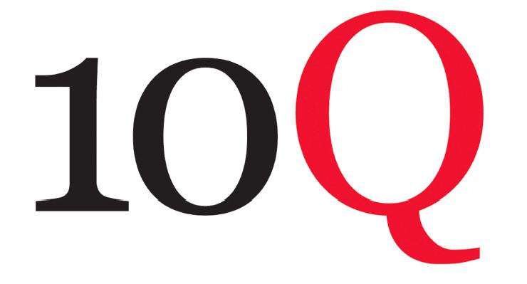 Do you 10Q?