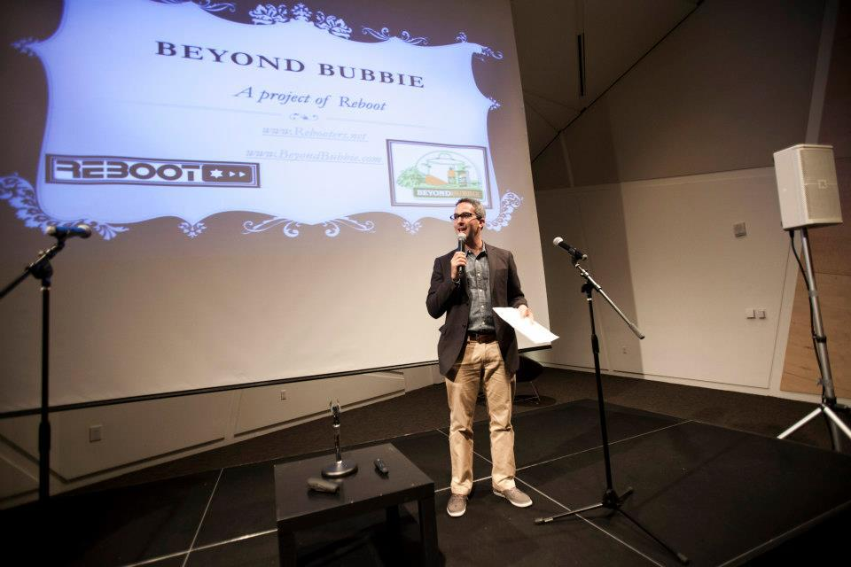 Beyond Bubbie Founder David Sax