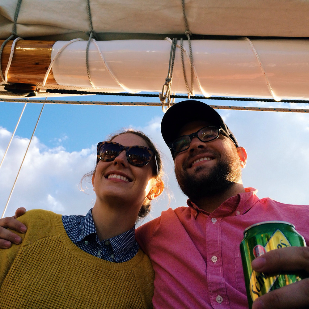 Collin and Jana