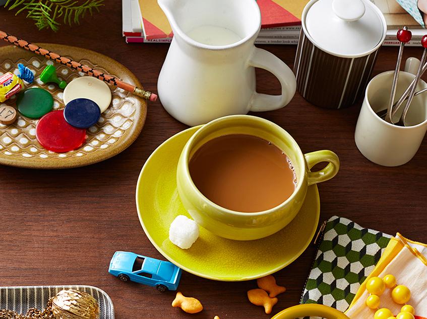 HiLine Coffee Visual Identity