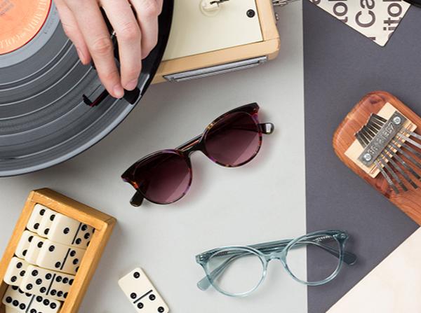 Classic Specs Art Direction + Design