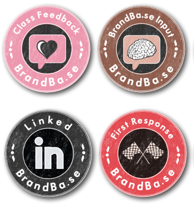 Social Currency: These are some of the badges that students can earn during the course for certain elective activities.