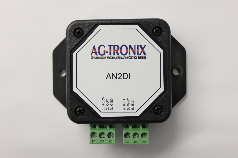 Ag-Tronix Analog to Digital Converter
