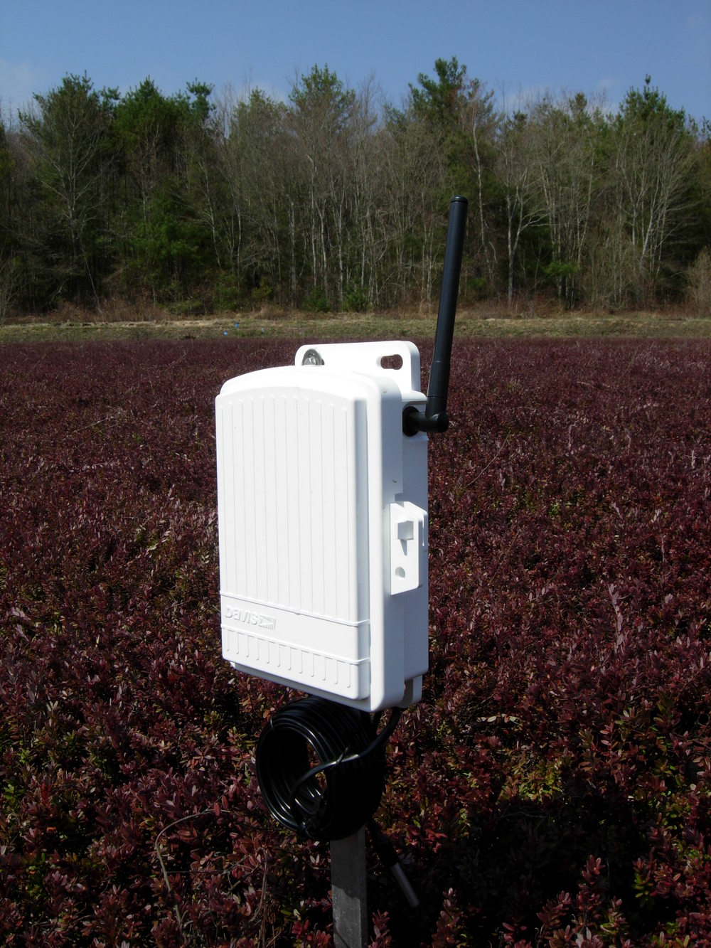 Wireless Temperture Sensor