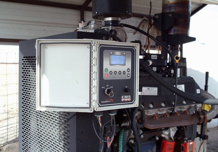 EMS Pro with DC/Solar Pumping Station
