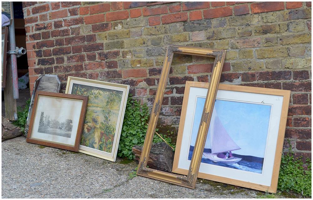 weekend snapshots - vintage frames.jpg