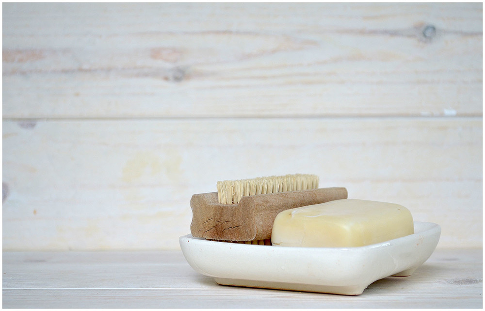 Neutral soap dish and nail brush.jpg