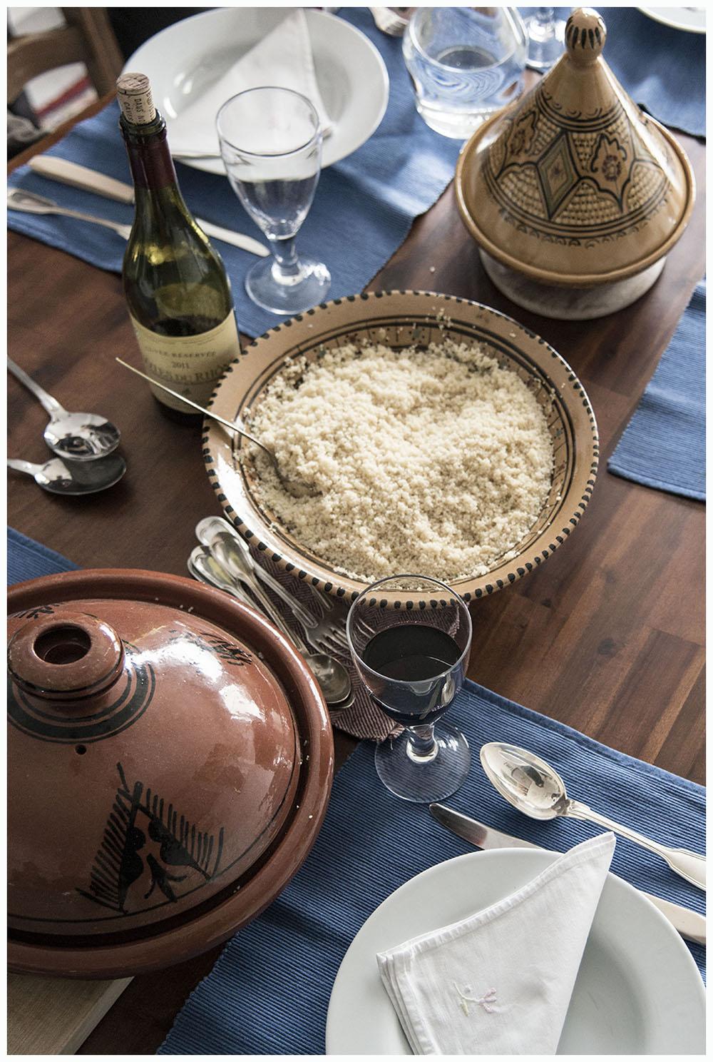 couscous dinner