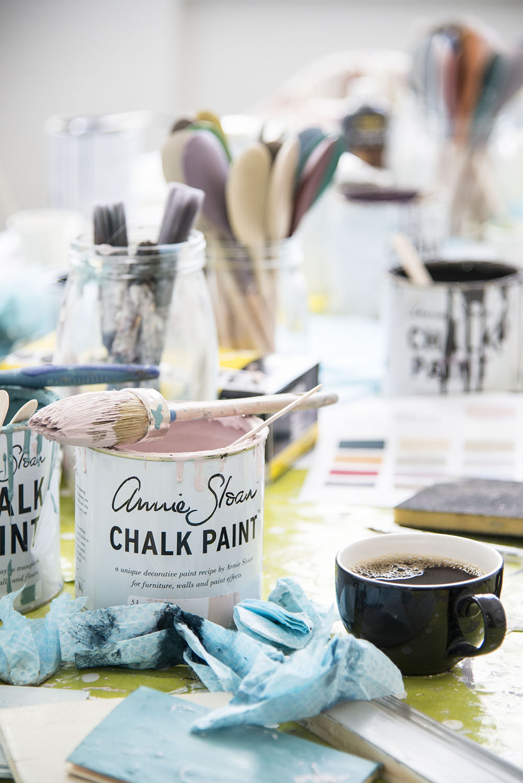 Annie Sloan Paint Workshop