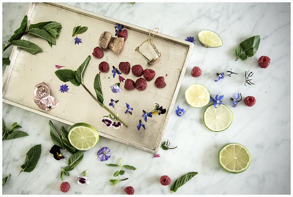 Flowers & Limes
