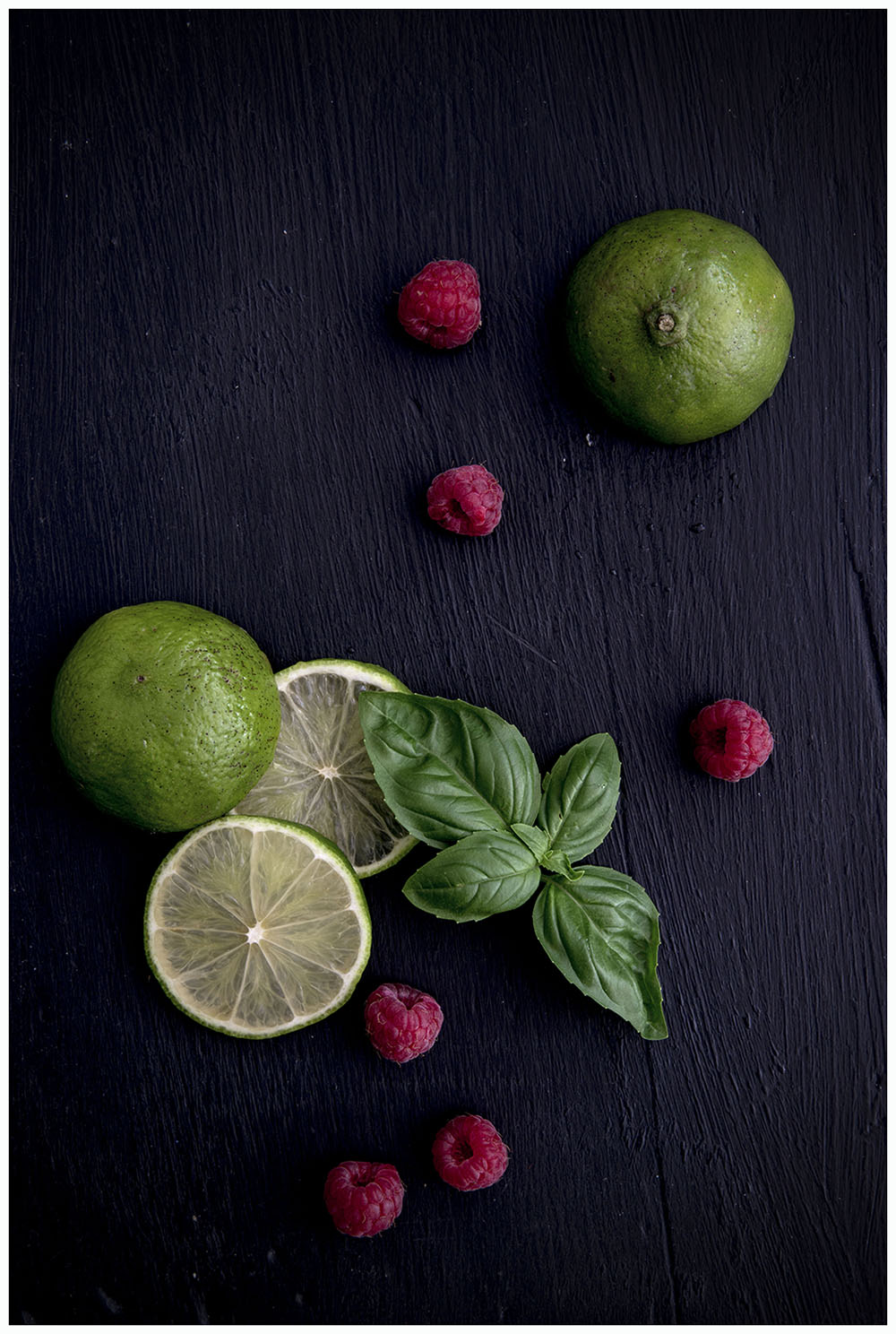Raspberry & Lime