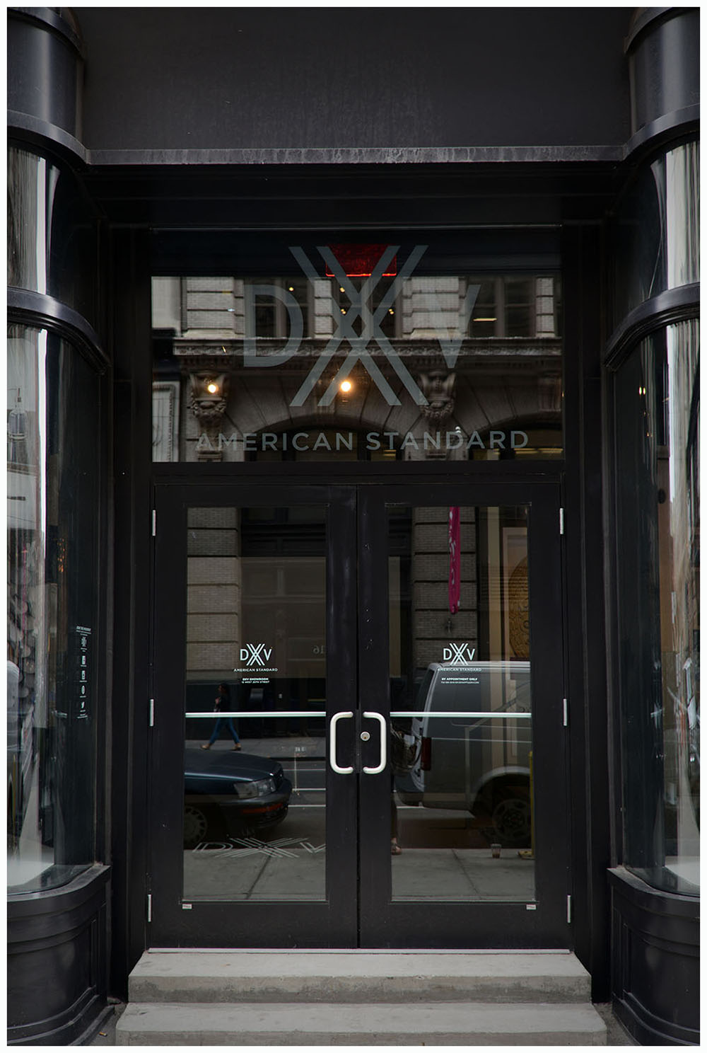 DXV Showroom NYC