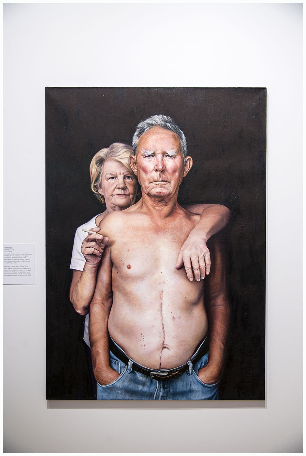 My Parents   by Gary Sollars, 2014