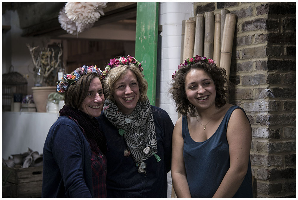 The Fresh Flower Workshop, SE London