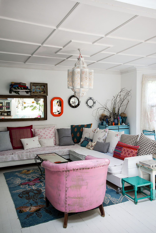 Livingetc House Tour Debi Treloar