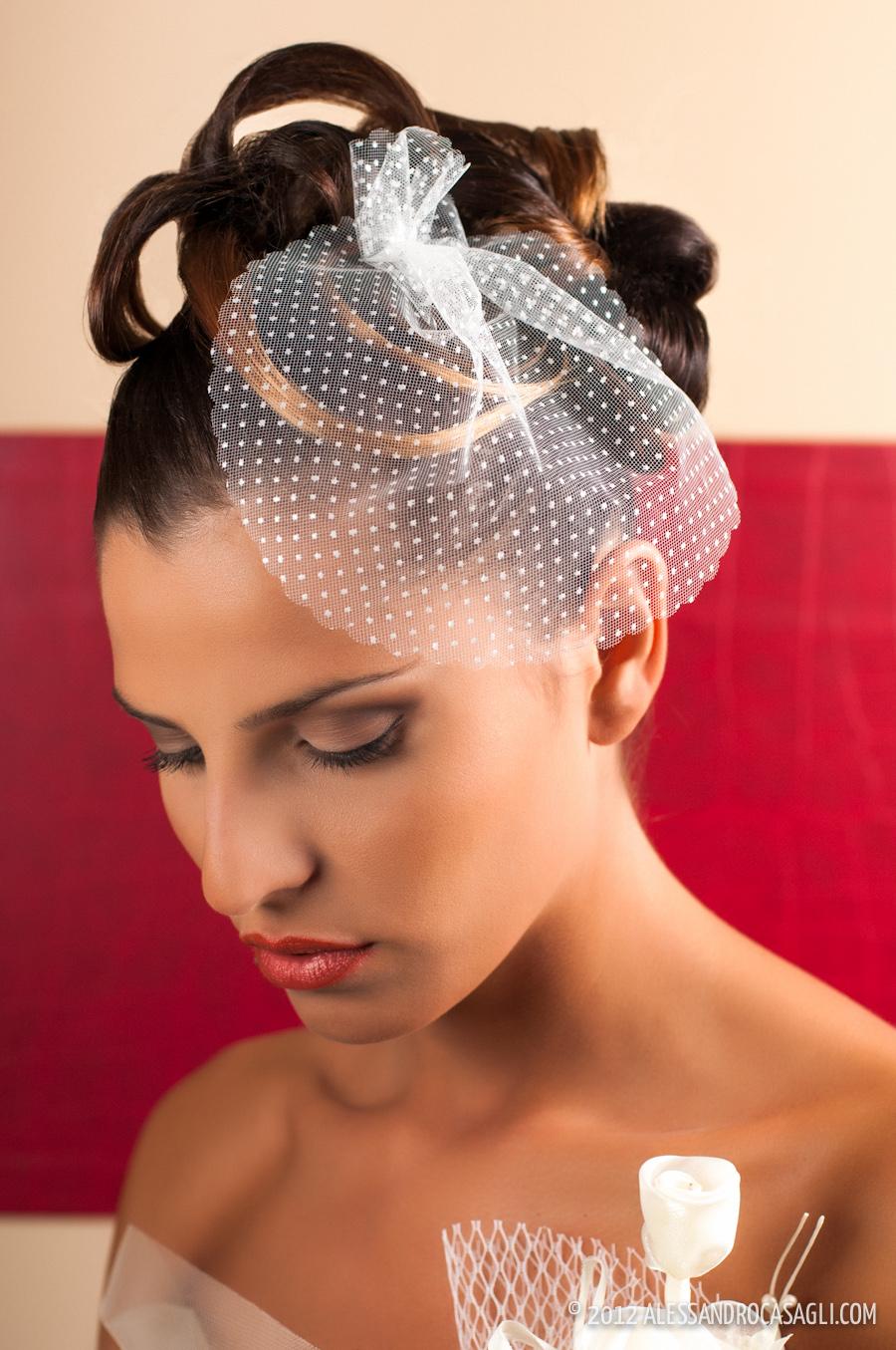 Photographer: Alessandro Casagli Model: Giovanna Hair stylist: Edylò