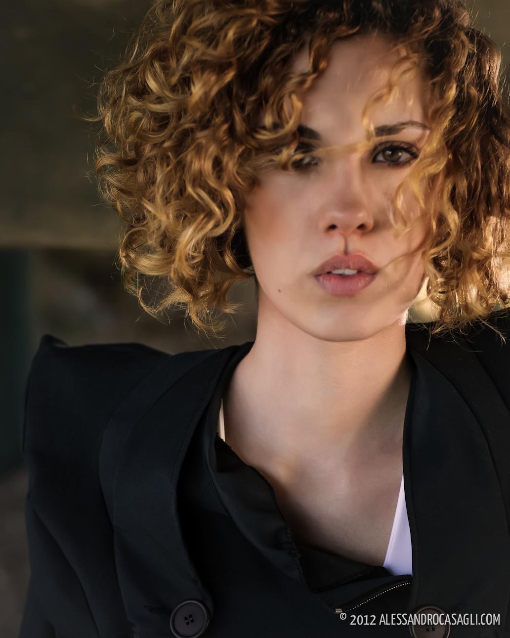Photographer: Alessandro Casagli Model: Eleonora Serra Designer: Camilla Oretti