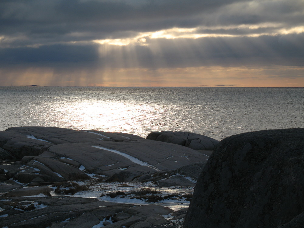 View from Peggy's Cove, Nova Scotia
