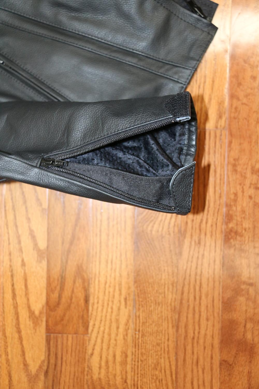 Cuff Unzipped