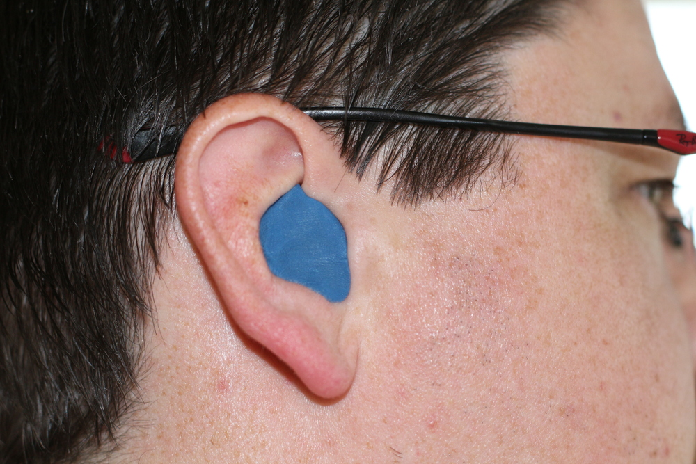 Natural Ear Plugs In Ear