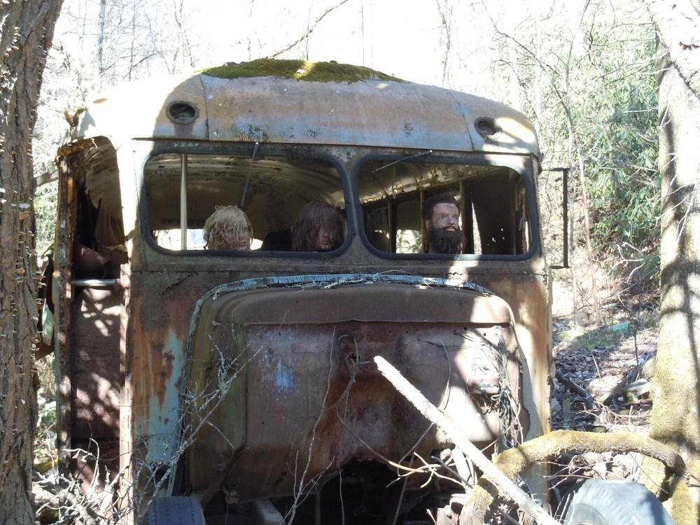 Creepy Bus
