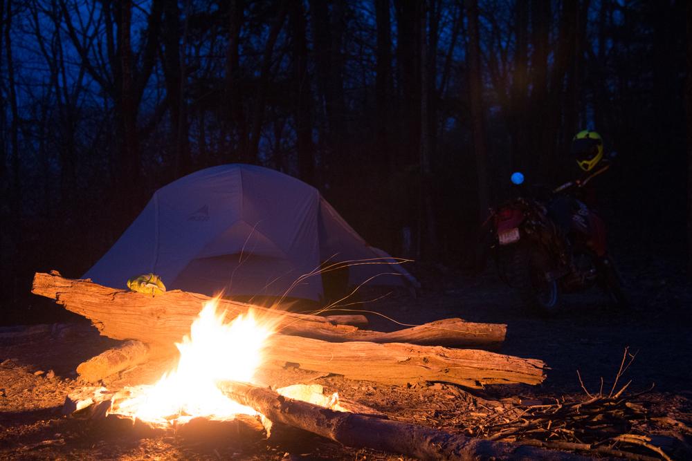 Motocamp Fire