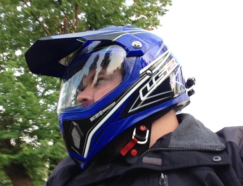 LS2 MX453 Dual Sport Helmet