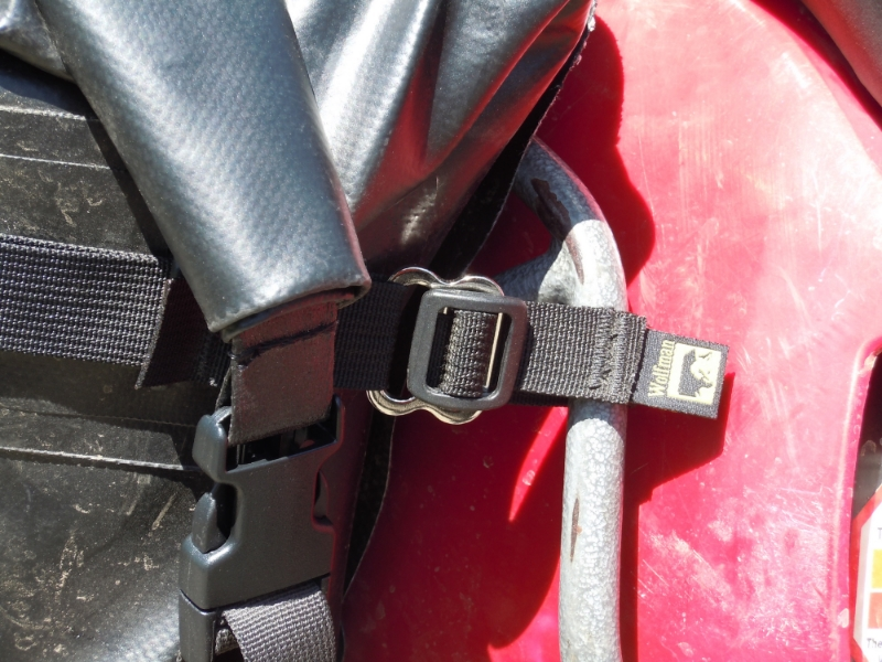 The Universal Saddlebag Strap System