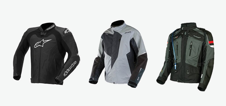 Different Types of Motorcycle Jackets