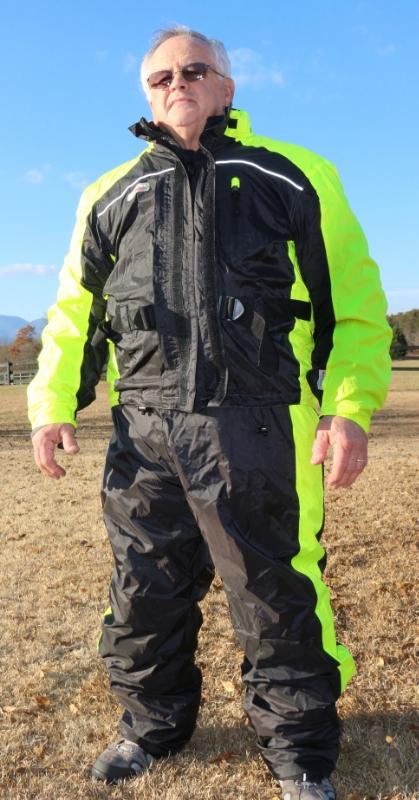 Motoquest Rain Gear