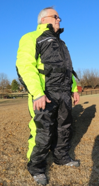Motoquest Rainsuit
