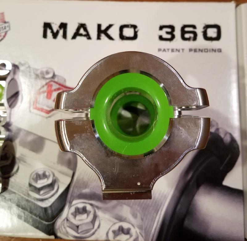 MAKO 360 Polymers
