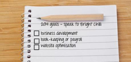 business goal setting scotland